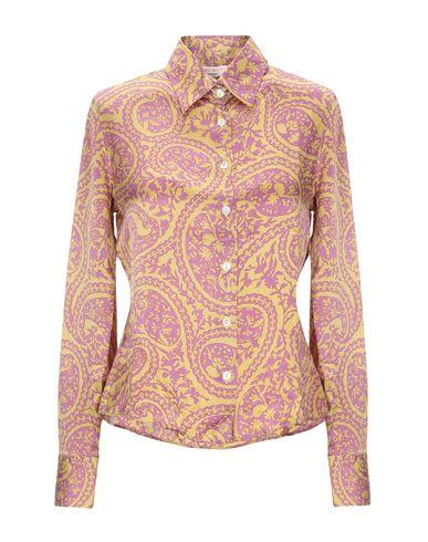 Фото - Pубашка светло-фиолетового цвета