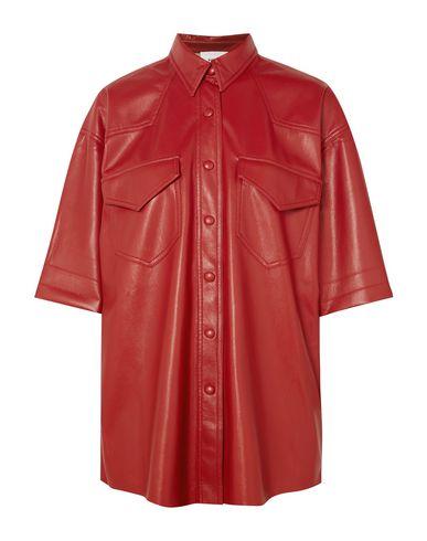 Купить Pубашка от NANUSHKA красного цвета