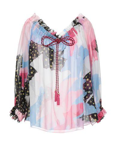 Купить Женскую блузку  лазурного цвета