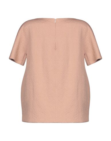 Фото 2 - Женскую блузку GIORGIO GRATI цвет телесный
