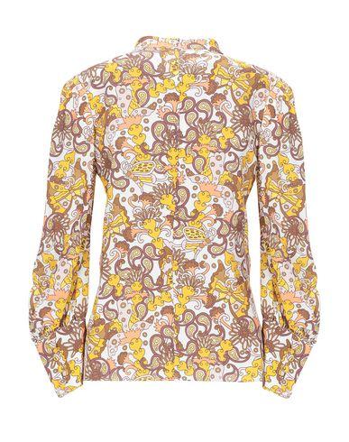 Фото 2 - Женскую блузку CHLOÉ желтого цвета