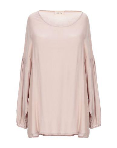 Фото - Женскую блузку  цвет голубиный серый