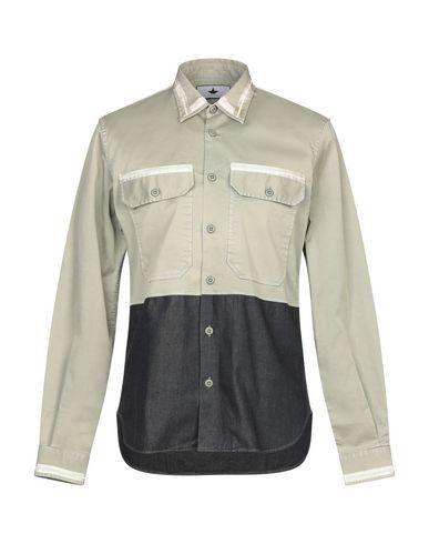 Купить Pубашка от MACCHIA J цвет зеленый-милитари