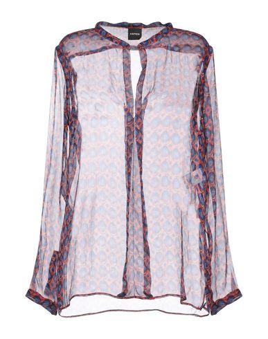 Фото - Женскую блузку ASPESI красного цвета