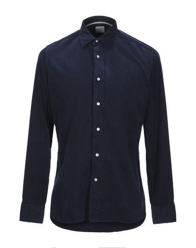 Купить Pубашка от ROSSO MALASPINO темно-синего цвета
