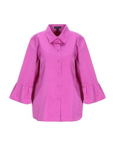 Купить Pубашка светло-фиолетового цвета
