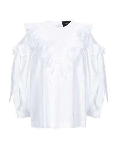 Купить Женскую блузку SIMONE ROCHA белого цвета