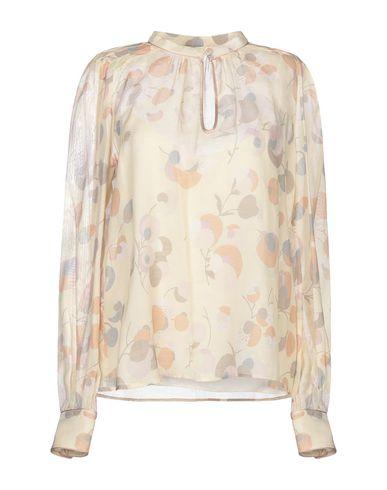 Купить Женскую блузку  светло-желтого цвета