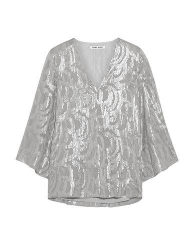 Купить Женскую блузку  светло-серого цвета
