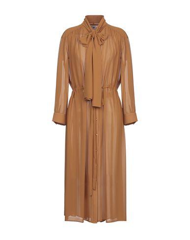 Купить Платье длиной 3/4 от MOTEL цвет охра