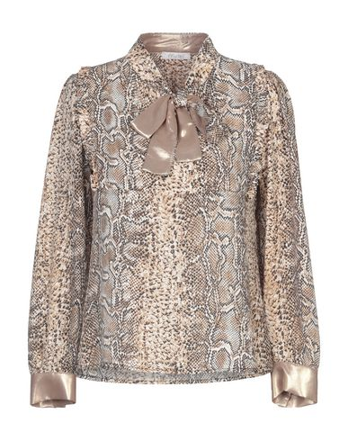Купить Женскую блузку MOTEL цвет песочный