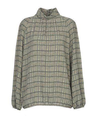 Купить Женскую блузку HOPPER темно-зеленого цвета