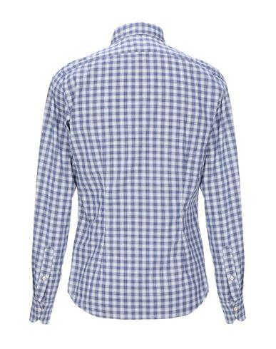 Фото 2 - Pубашка от XACUS синего цвета