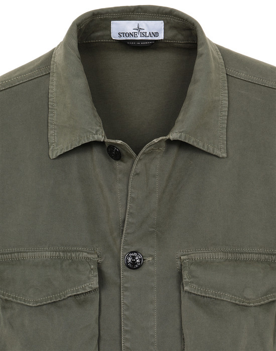 38863662rk - OVER SHIRTS STONE ISLAND