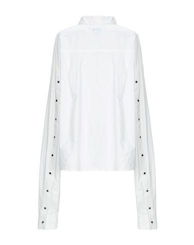 Фото 2 - Pубашка от JOVONNA белого цвета