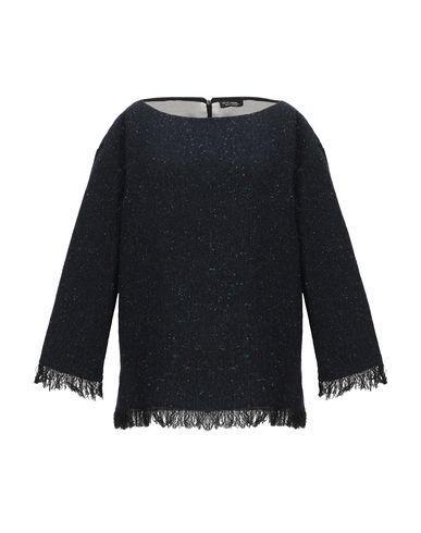Купить Женскую блузку RI-CREAZIONE темно-синего цвета