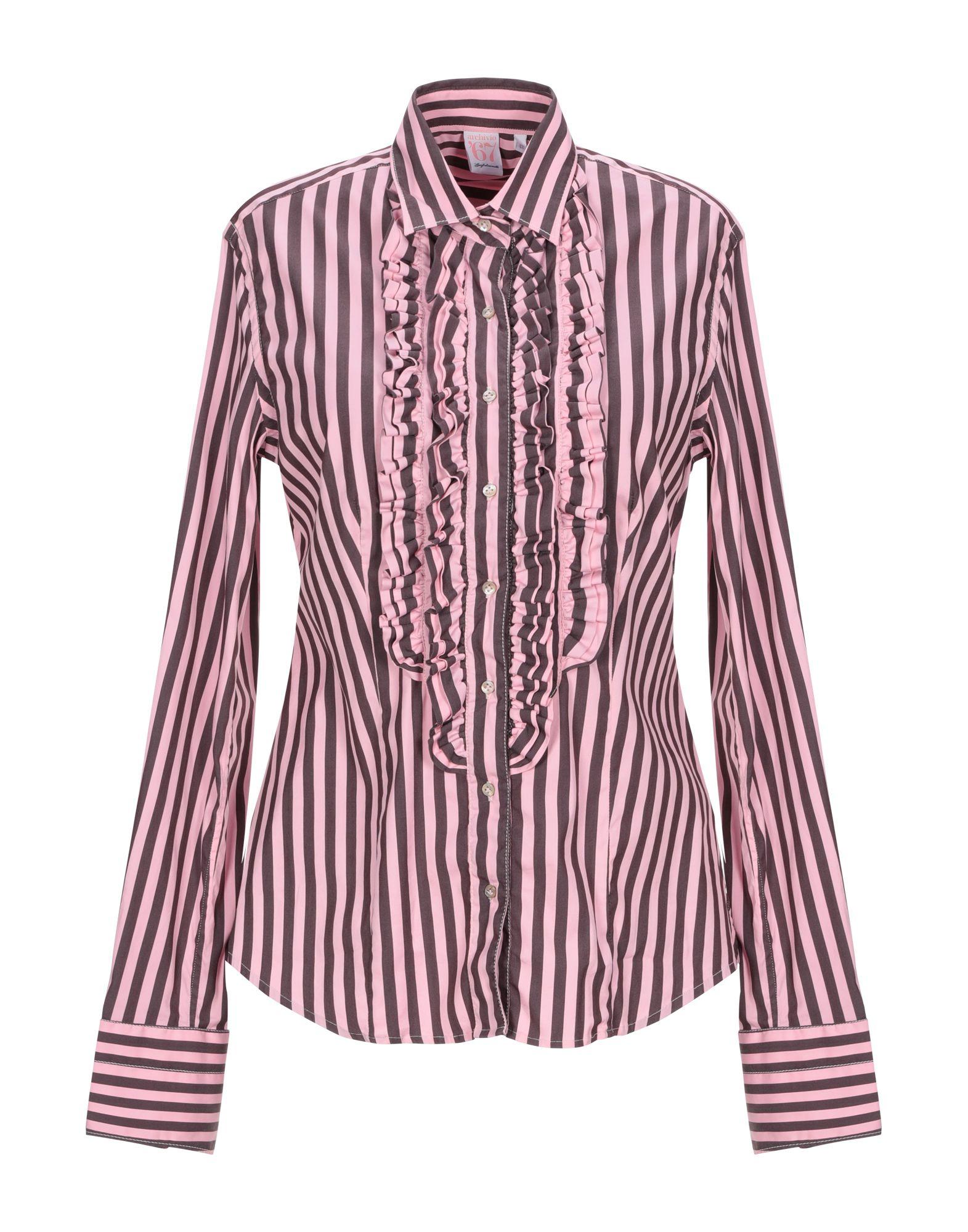 ARCHIVIO '67 Pубашка archivio firenze pубашка