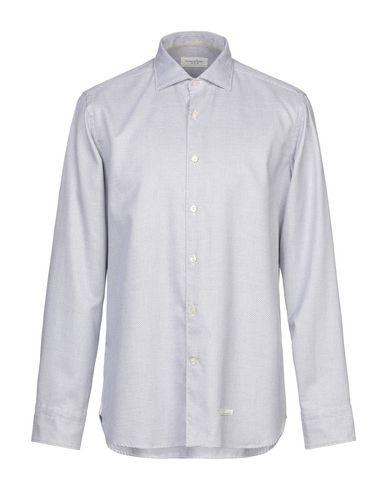 Купить Pубашка от TINTORIA MATTEI 954 синего цвета