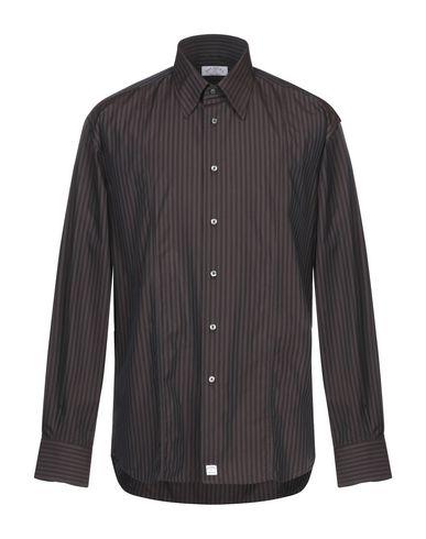 Купить Pубашка от DEL SIENA фиолетового цвета