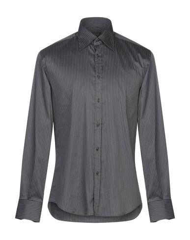 Купить Pубашка от DEL SIENA свинцово-серого цвета