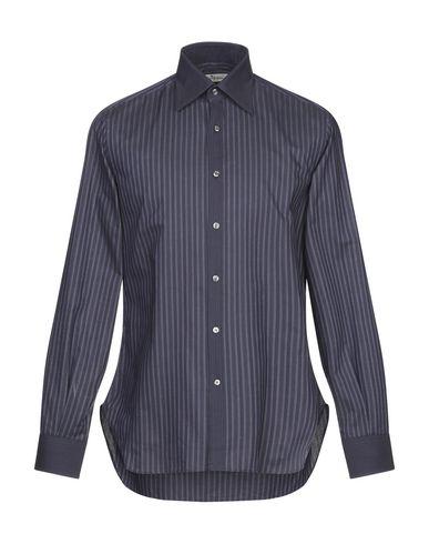 Купить Pубашка темно-фиолетового цвета