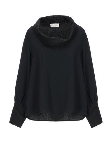 Купить Женскую блузку CLAUDIE черного цвета