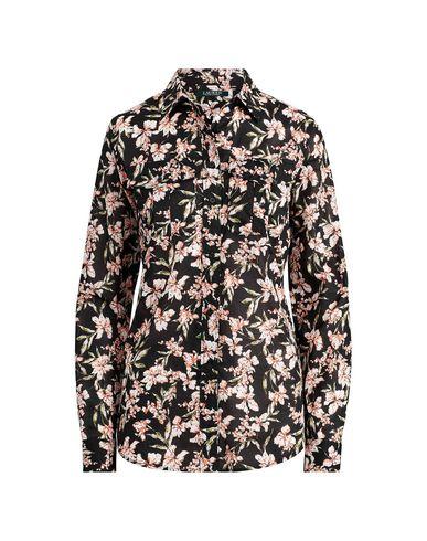Купить Pубашка от LAUREN RALPH LAUREN черного цвета