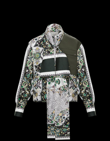 SHIRT Multicoloured 2 Moncler 1952 Valextra Woman