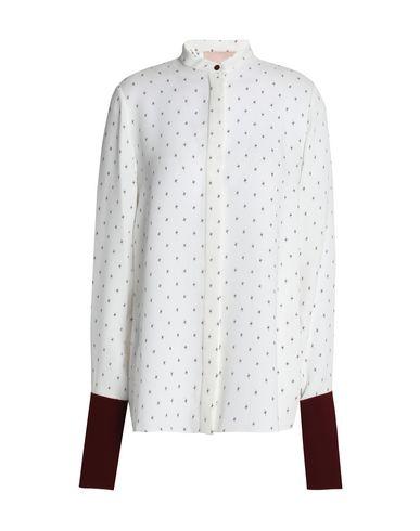 Купить Pубашка от ROKSANDA цвет слоновая кость