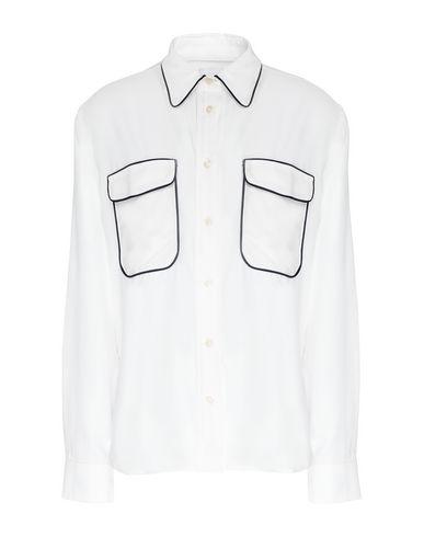 Купить Pубашка от 8 by YOOX белого цвета