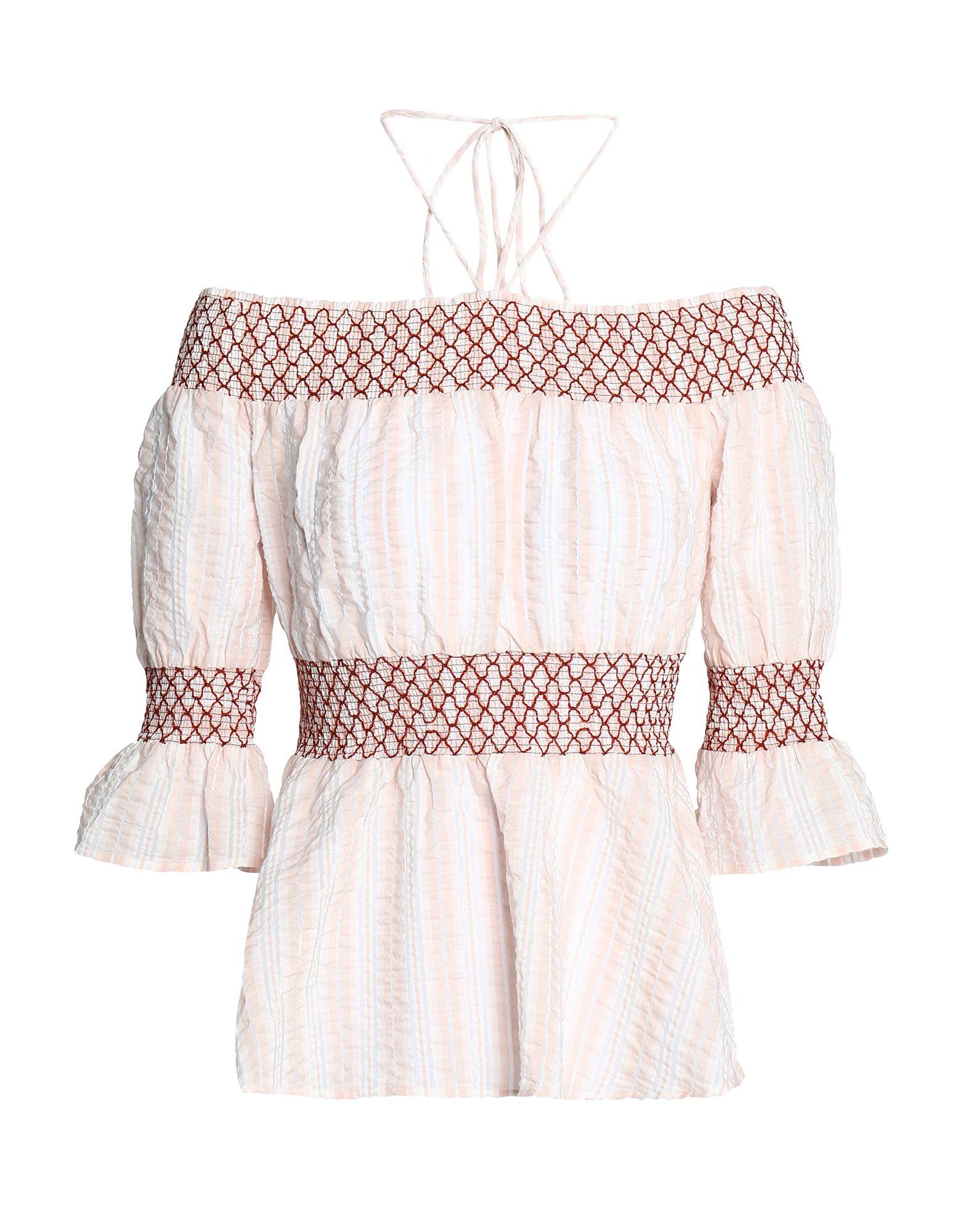 купить GANNI Блузка недорого