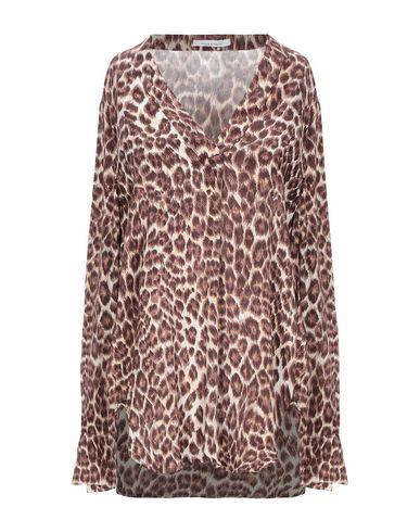 Купить Женскую блузку SAMSØE Φ SAMSØE коричневого цвета