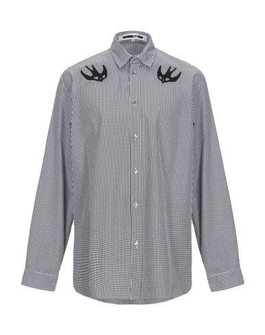 Купить Pубашка от McQ Alexander McQueen черного цвета