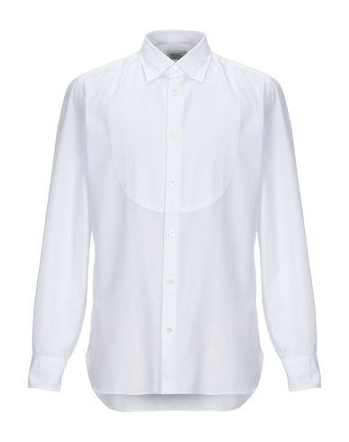 Купить Pубашка от GIAMPAOLO белого цвета