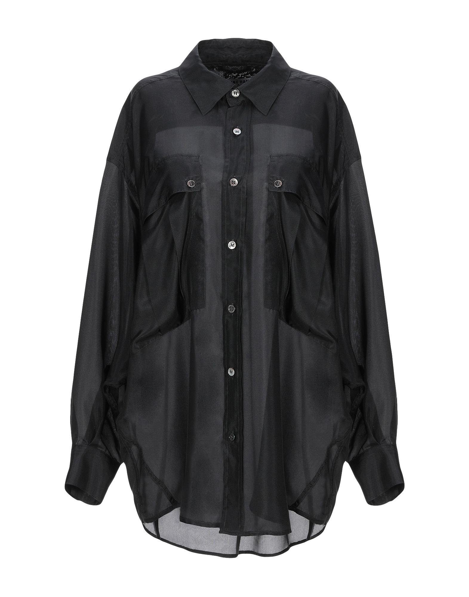 KATHARINE HAMNETT LONDON Pубашка katharine e hamnett шелковая рубашка