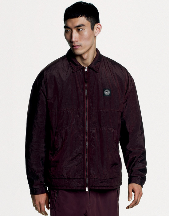 38866702jc - OVER SHIRTS STONE ISLAND