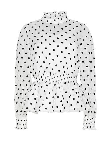 Купить Женскую блузку 8 by YOOX белого цвета