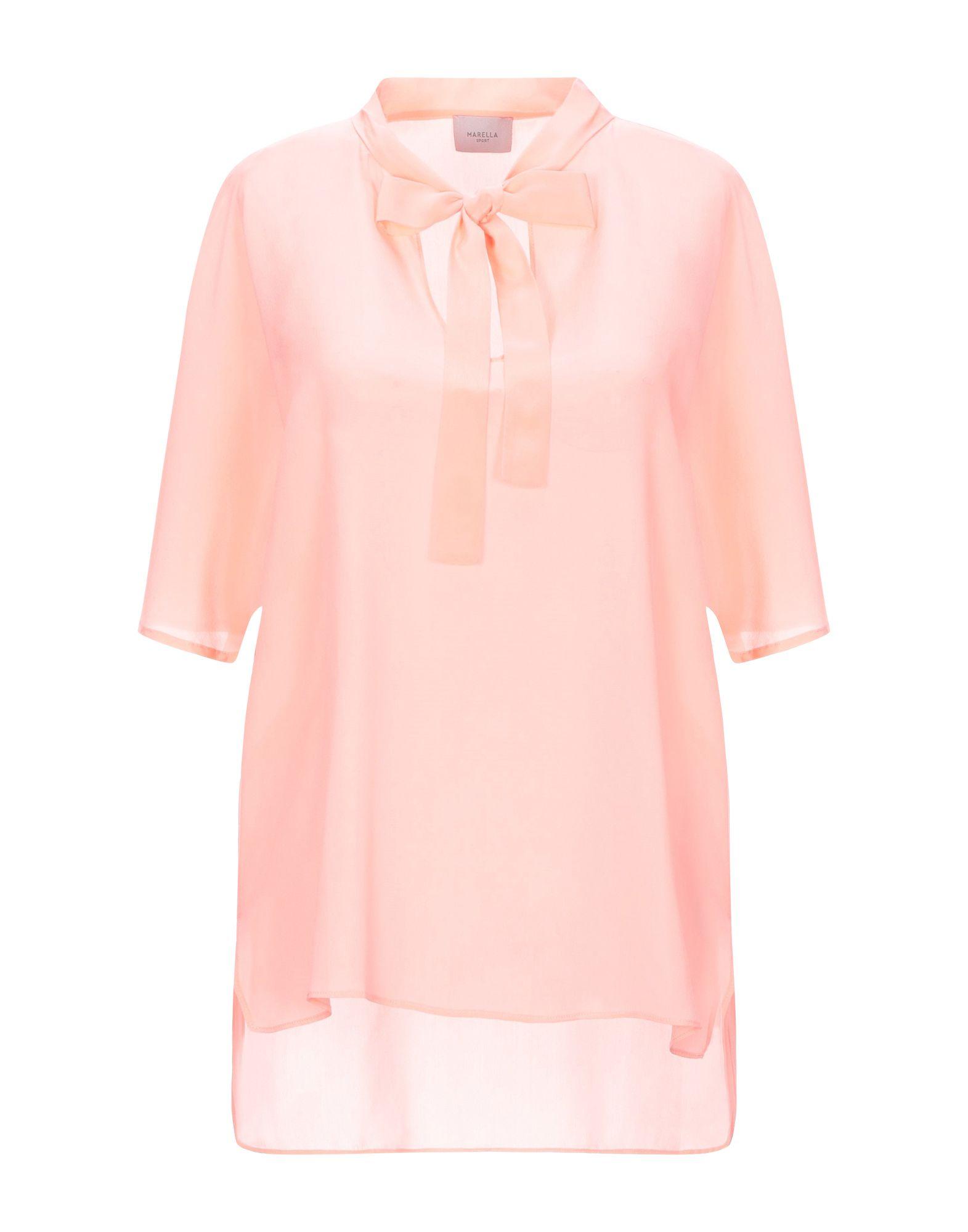 цена MARELLA SPORT Блузка онлайн в 2017 году