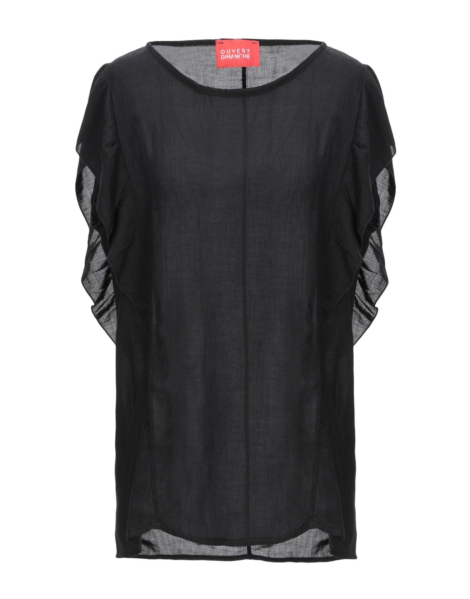 цена OUVERT DIMANCHE Блузка онлайн в 2017 году