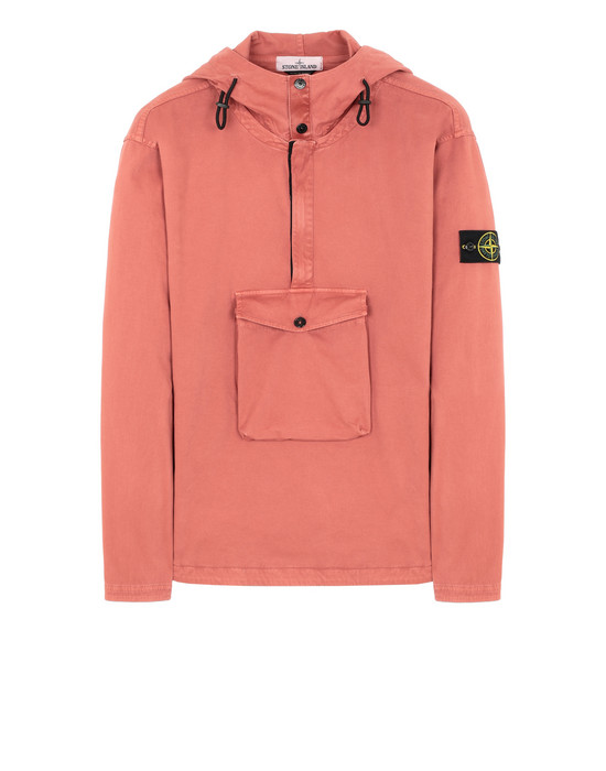 "오버 셔츠 10702""OLD""DYE TREATMENT  STONE ISLAND - 0"