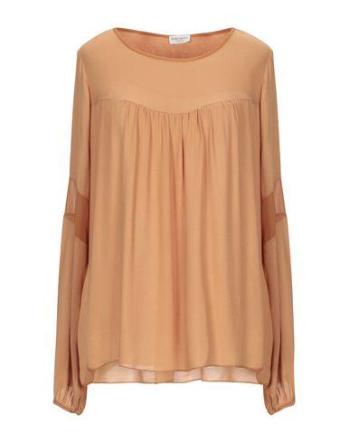 Фото - Женскую блузку REBEL QUEEN by LIU •JO цвет охра