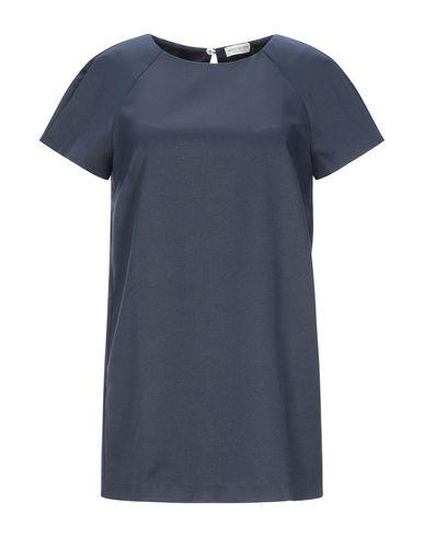 Фото - Женскую блузку REBEL QUEEN by LIU •JO темно-синего цвета