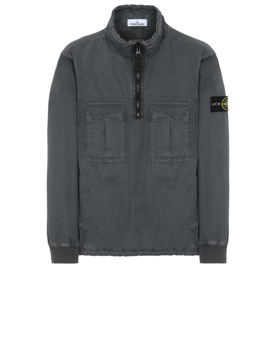 "STONE ISLAND OVER SHIRT 117WN""OLD""DYE TREATMENT"