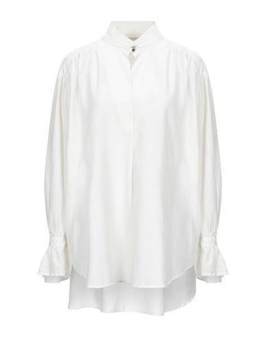 Фото - Женскую блузку MOMONÍ цвет слоновая кость