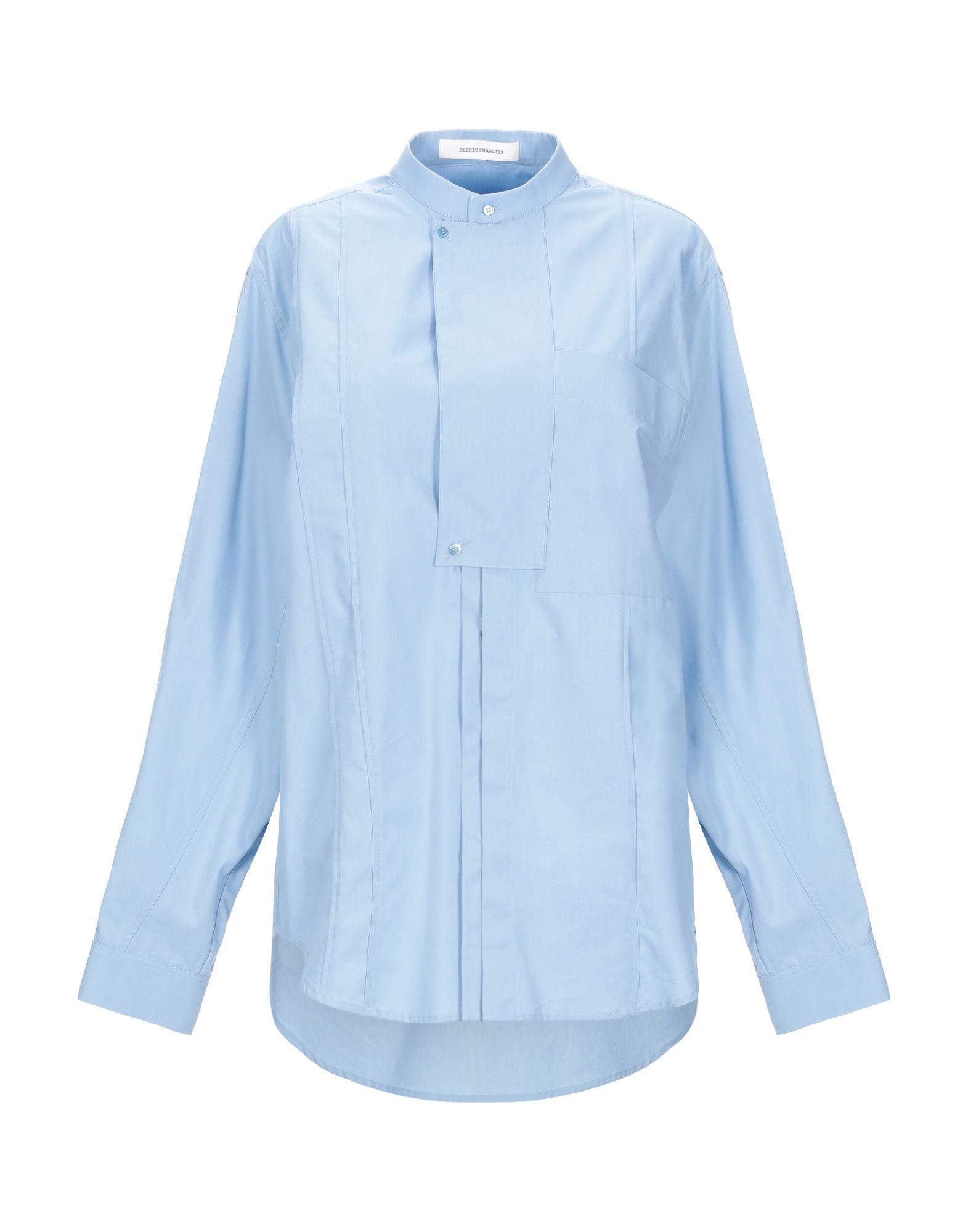 цена CEDRIC CHARLIER Pубашка онлайн в 2017 году