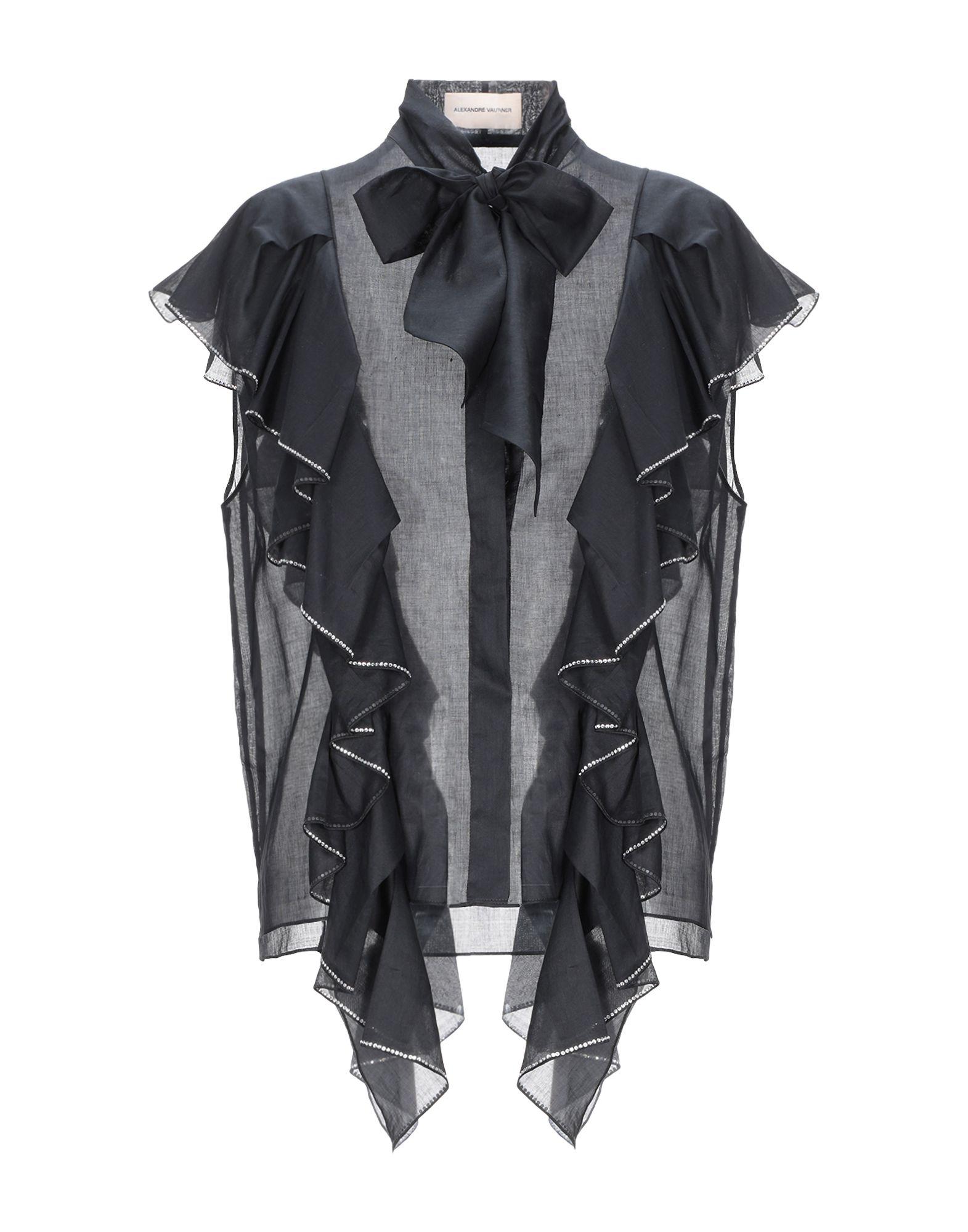 ALEXANDRE VAUTHIER Pубашка цена 2017