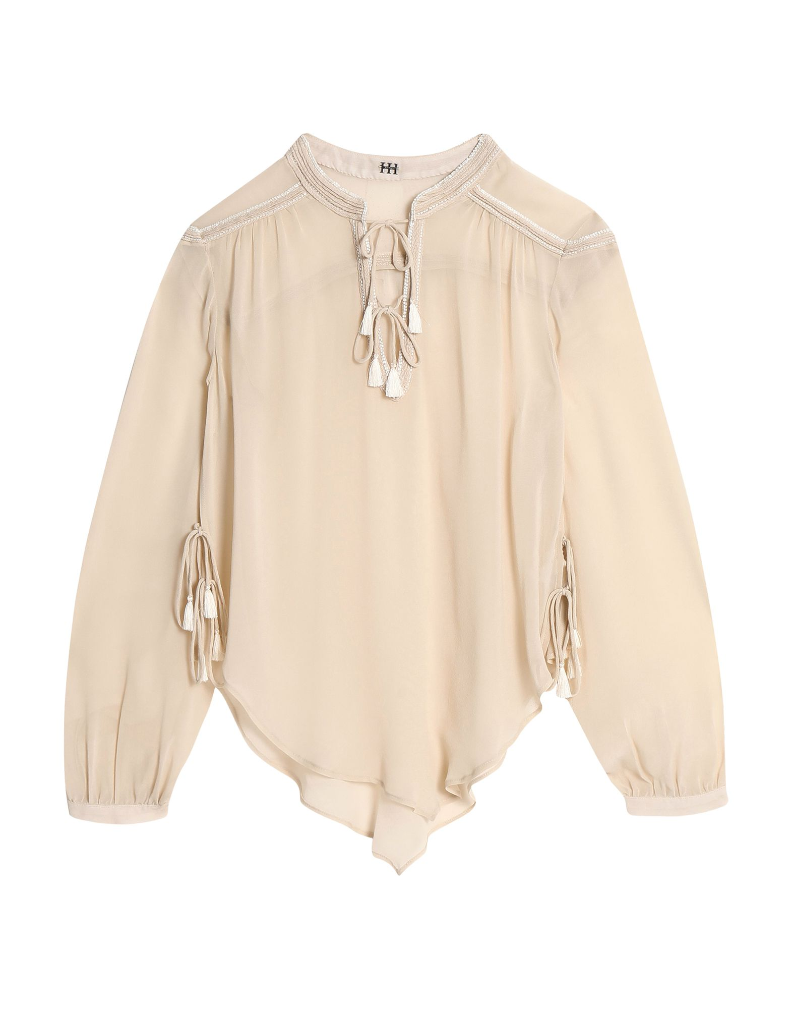 HAUTE HIPPIE Блузка haute hippie блузка