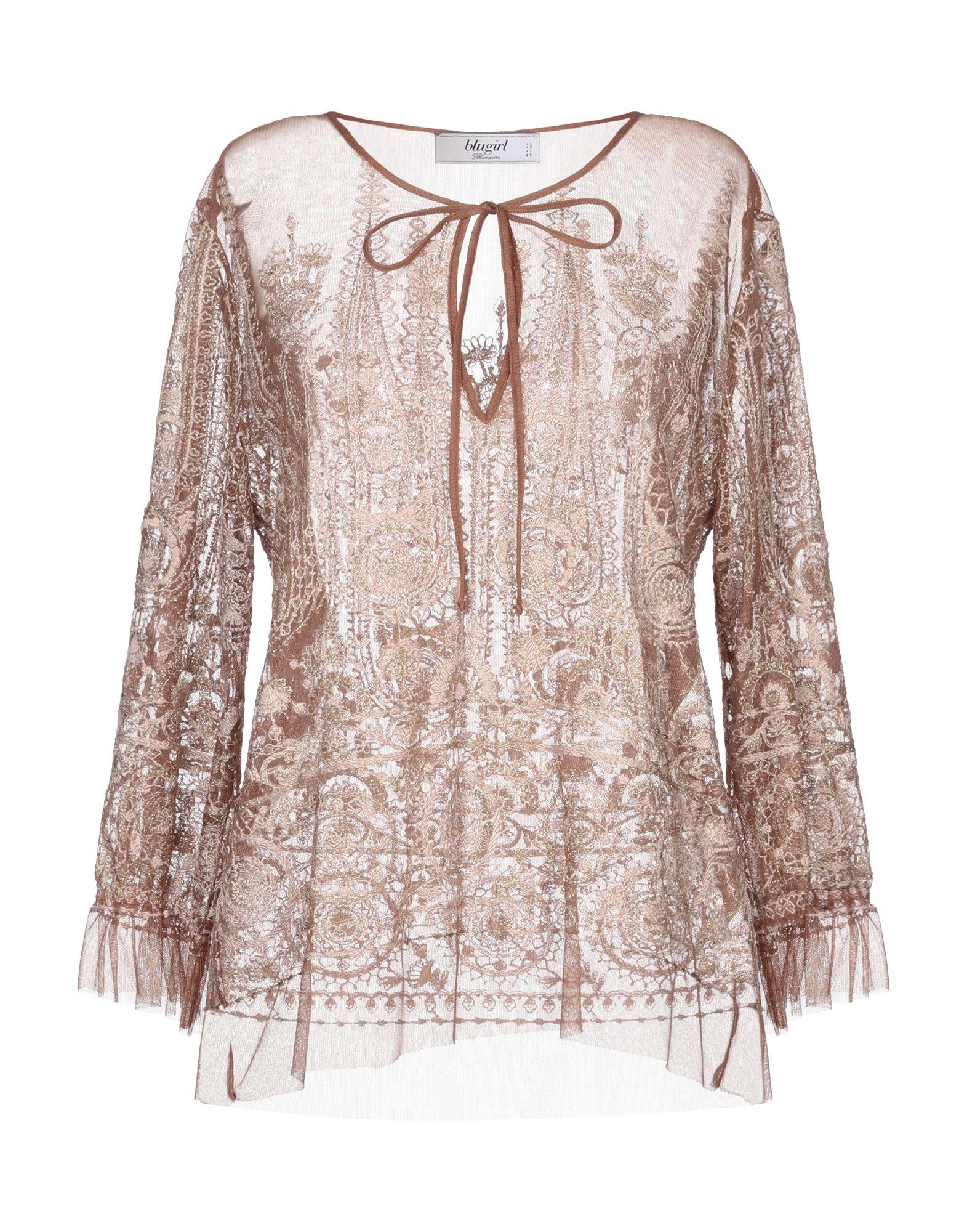 BLUGIRL BLUMARINE Блузка все цены