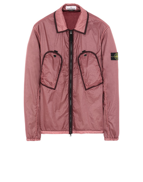 STONE ISLAND OVER SHIRT 11435 LAMY FLOCK