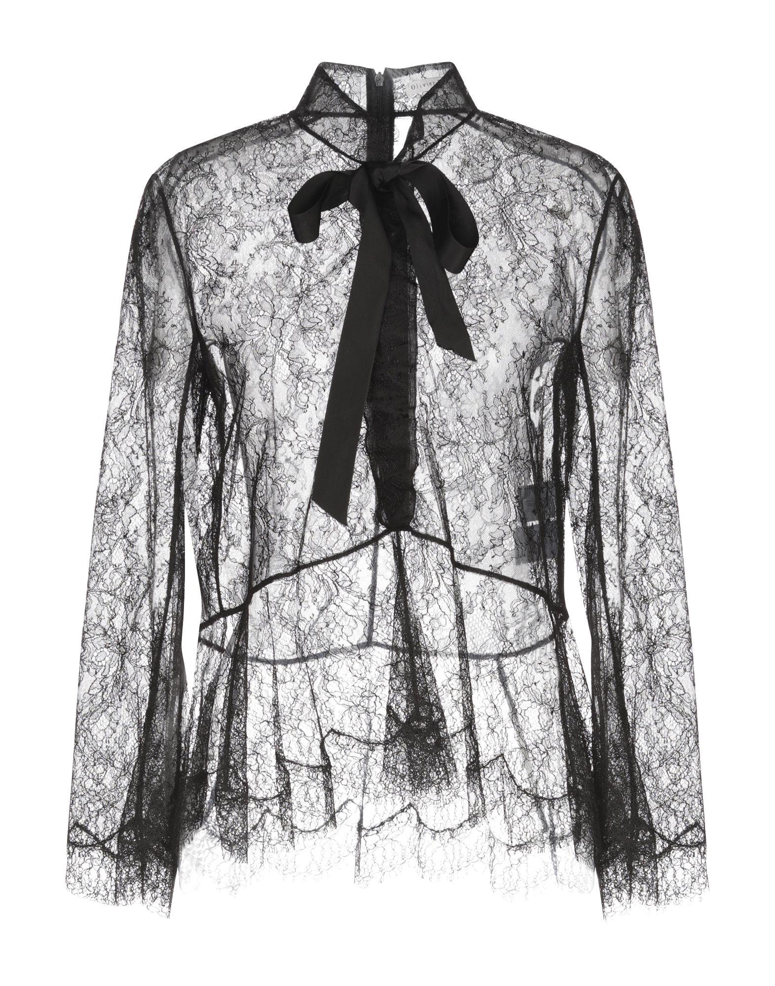 цены OLIVIER THEYSKENS Pубашка